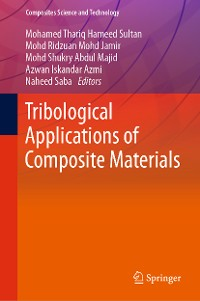 Cover Tribological Applications of Composite Materials