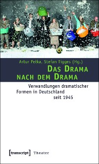 Cover Das Drama nach dem Drama