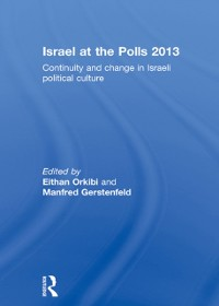 Cover Israel at the Polls 2013