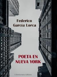 Cover Poeta en Nueva York