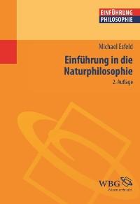 Cover Einführung in die Naturphilosophie