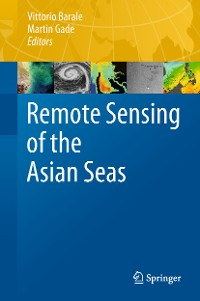 Cover Remote Sensing of the Asian Seas