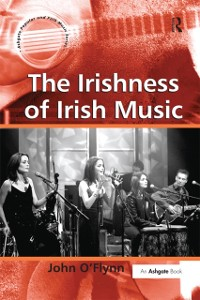 Cover Irishness of Irish Music