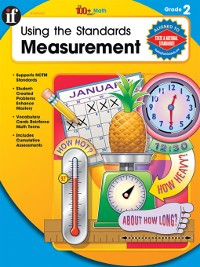Cover Using the Standards - Measurement, Grade 2