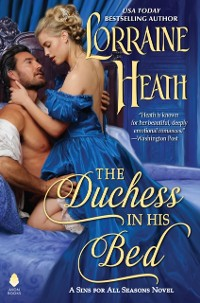 Cover Duchess in His Bed