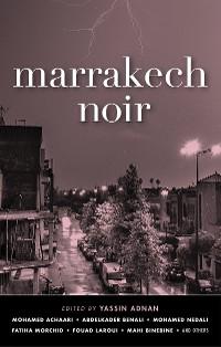 Cover Marrakech Noir