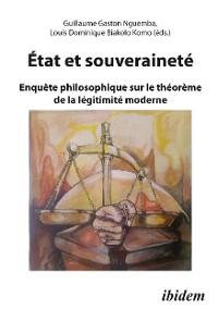 Cover Etat et Souverainete