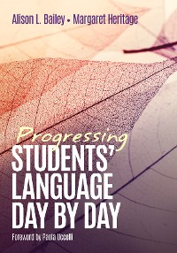 Cover Progressing Students' Language Day by Day