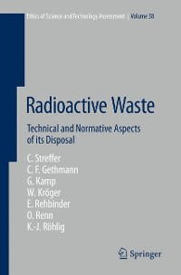 Cover Radioactive Waste