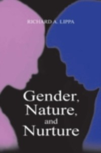 Cover Gender, Nature, and Nurture