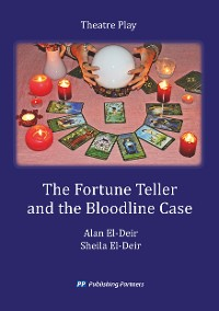 Cover The Fortune Teller and the Bloodline Case
