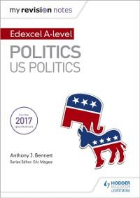 Cover My Revision Notes:  Edexcel AS/A-level Politics: US Politics