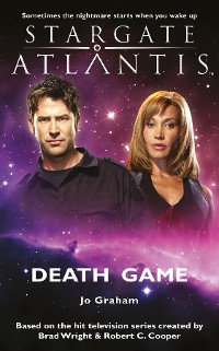 Cover STARGATE ATLANTIS Death Game