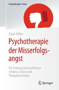 Cover Psychotherapie der Misserfolgsangst