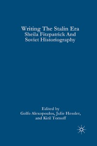 Cover Writing the Stalin Era