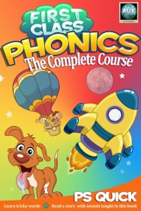 Cover First Class Phonics - The Complete Course