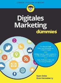 Cover Digitales Marketing für Dummies