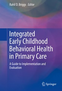 Cover Integrated Early Childhood Behavioral Health in Primary Care