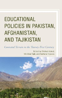 Cover Educational Policies in Pakistan, Afghanistan, and Tajikistan