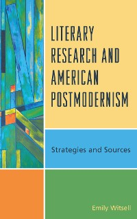 Cover Literary Research and American Postmodernism