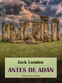 Cover Antes de Adán