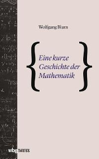 Cover Eine kurze Geschichte der Mathematik