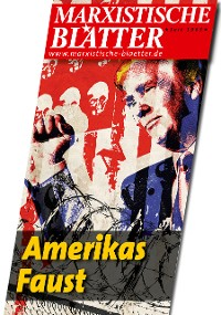 Cover Amerikas Faust