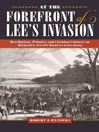 Cover At the Forefront of Lee's Invasion