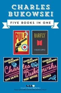 Cover Charles Bukowski Fiction Collection