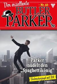 Cover Der exzellente Butler Parker 48 – Kriminalroman