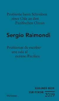 Cover Probleme beim Schreiben einer Ode an den Pazifischen Ozean