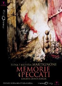 Cover Memorie e peccati - L'amante di Papa Borgia