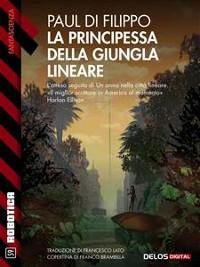 Cover La principessa della giungla lineare