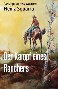 Cover Der Kampf eines Ranchers