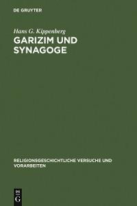 Cover Garizim und Synagoge