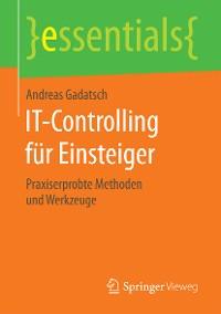 Cover IT-Controlling für Einsteiger