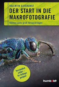 Cover Der Start in die Makrofotografie