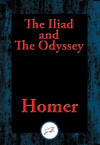 Cover The Iliad and The Odyssey