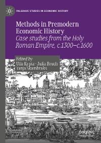 Cover Methods in Premodern Economic History