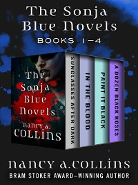 Cover The Sonja Blue Novels Books 1–4