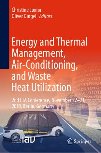 Cover Energy and Thermal Management, Air-Conditioning, and Waste Heat Utilization