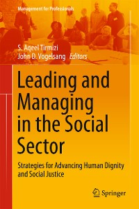 Cover Leading and Managing in the Social Sector
