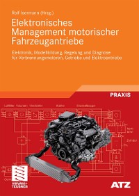 Cover Elektronisches Management motorischer Fahrzeugantriebe