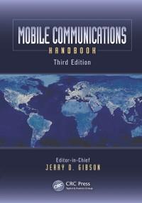 Cover Mobile Communications Handbook