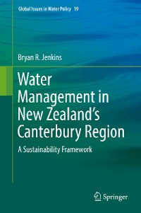 Cover Water Management in New Zealand's Canterbury Region