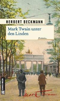 Cover Mark Twain unter den Linden