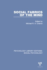 Cover Social Fabrics of the Mind