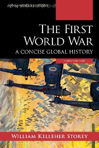 Cover The First World War