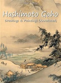 Cover Hashimoto Gaho: Drawings & Paintings (Annotated)
