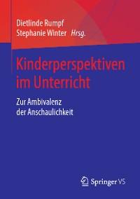 Cover Kinderperspektiven im Unterricht